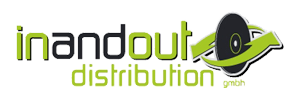 Inandout Distribution Logo